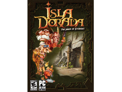ISLA DORADA-EPS 1 THE SANDS OF EPHRANIS [Download]